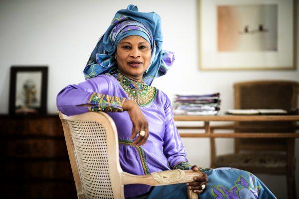 Aïssata Tall Sall, ex-porte-parole et frondeuse du Parti socialiste sénégalais.