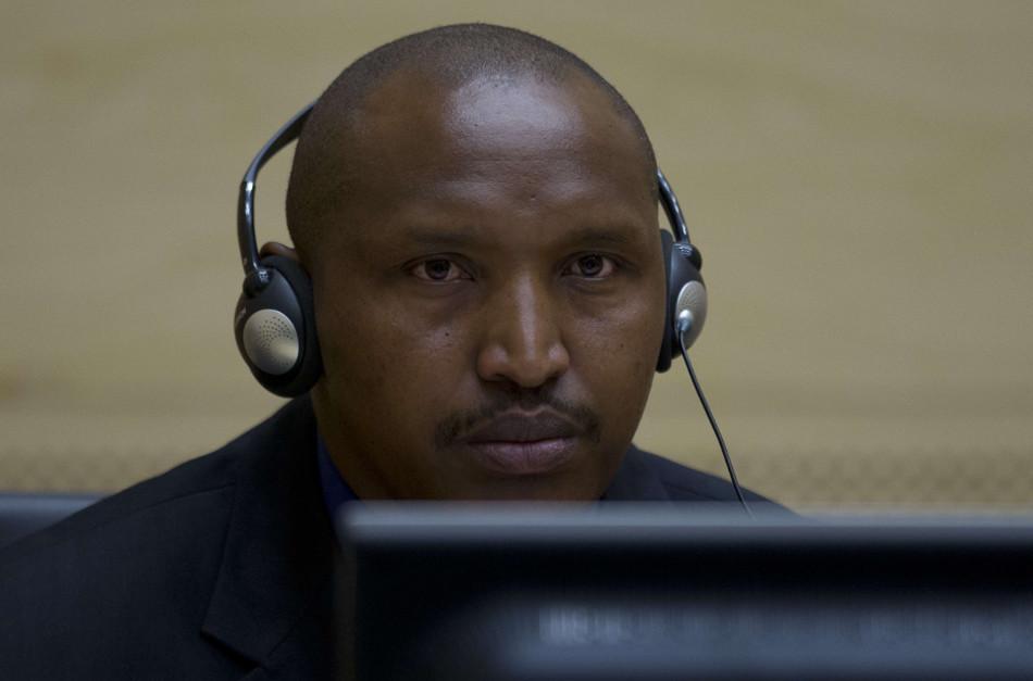 Bosco Ntaganda, à La Haye, le 26 mars 2013
