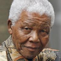 Nelson Mandela, en 2007