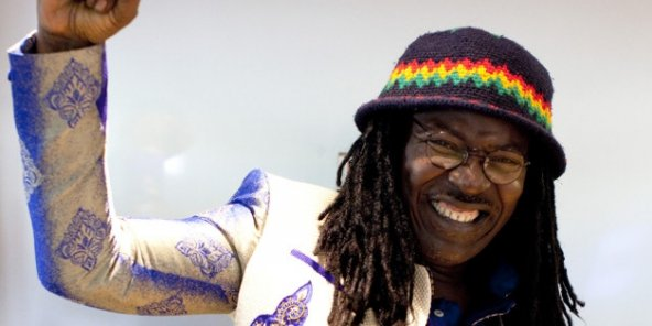 Alpha Blondy, le 4 juin 2015 à Paris