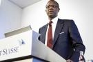 Le Franco-Ivoirien Tidjane Thiam a vu sa carrière décoller après son arrivée à Londres en 2002.