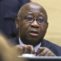 Laurent Gbagbo à la CPI, en février 2013