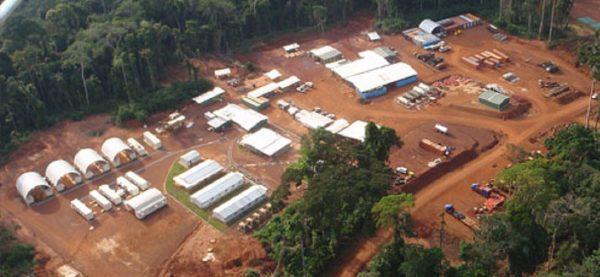 Le projet minier de Mbalam-Nabeba est à cheval entre le Cameroun et le Congo-Brazzaville.