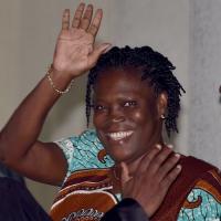 Simone Gbagbo, le 23 février 2015