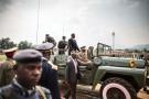 Le président burundais lors des célébrations du 53e anniversaire de l'indépendance, à Bujumbura, le 1er             juillet.