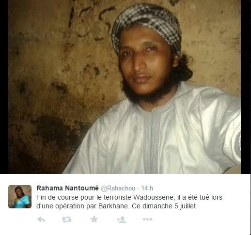 Rahama Nantoumé/Twitter
