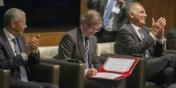 Libye : l'accord de paix salué par l'Onu et l'UE, malgré l'absence du parlement de Tripoli