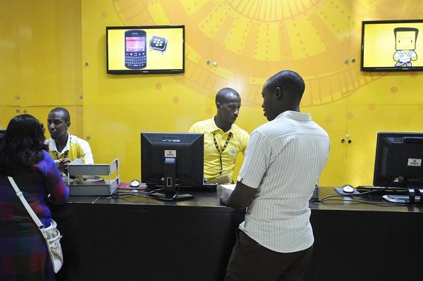 MTN est présent dans 22 pays d'Afrique et du Moyen-Orient.