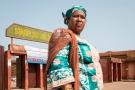 À Conakry, la présidente de l'Avipa est une figure de la lutte contre l'impunité.