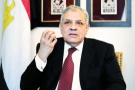 Le chef du gouvernement Ibrahim Mahlab, le 12 mai à Paris