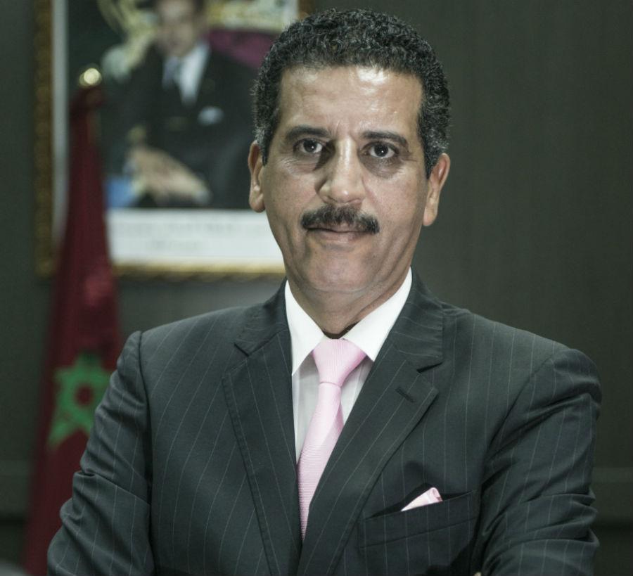 Hassan Ouazzani pour J.A.