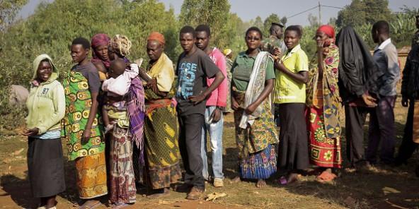 burundi un quart de la population a besoin d une aide humanitaire. Black Bedroom Furniture Sets. Home Design Ideas