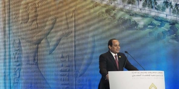 égypte risque de pays