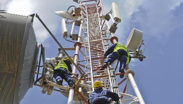 Une tour télécom (illustration)