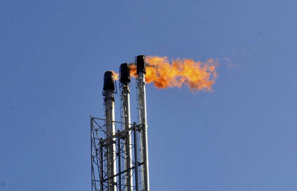 Une raffinerie de pétrole. (Photo d'illustration)