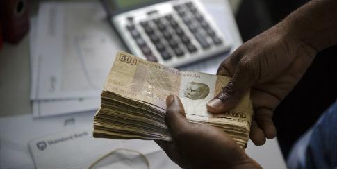 La devise de l'Angola est le kwanza.