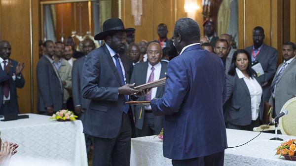 Soudan du Sud : le chef des rebelles ordonne à ses troupes de cesser le combat