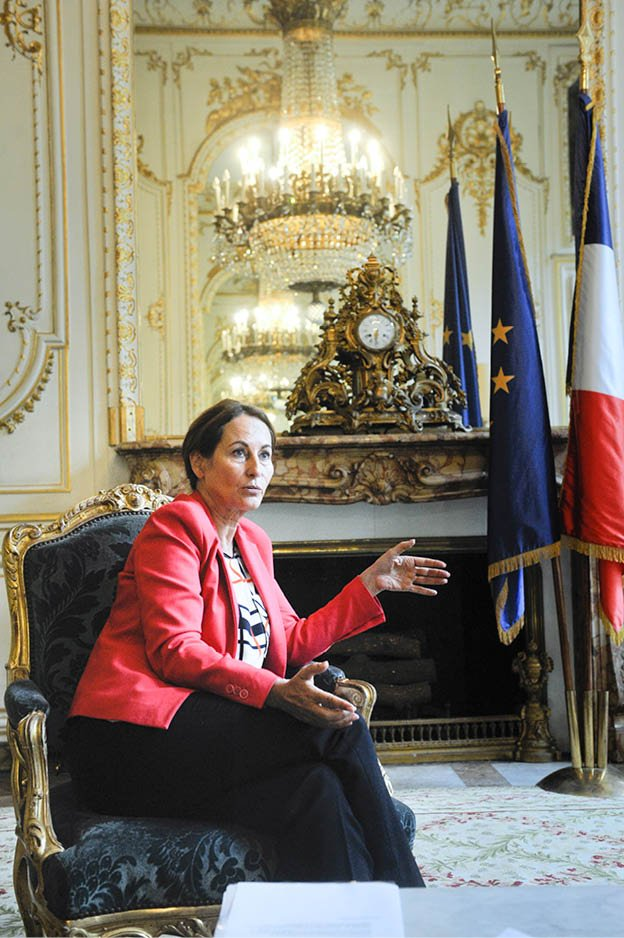 Ségolène Royal : « Notre politique africaine est claire, transparente et respectueuse