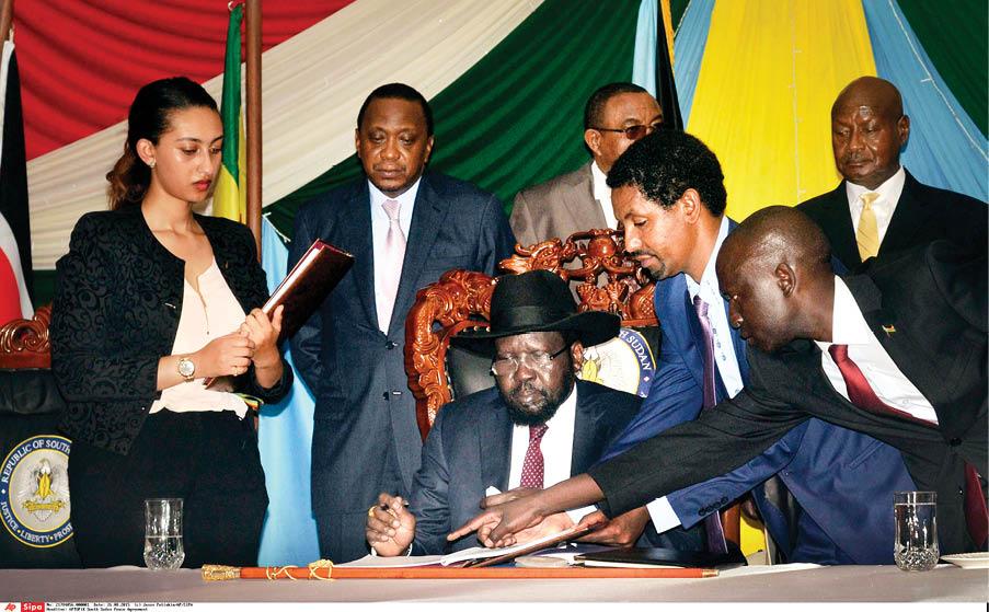 Le Soudan du Sud veut tripler son nombre d'États, fragilisant encore l'accord de paix