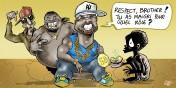 L'Afrique à la rescousse de 50 cent ?