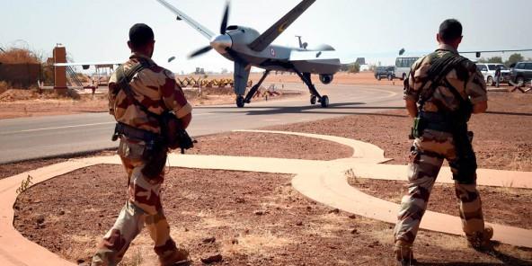 Niger : des drones et des hommes dans Afrique Image177327-592x296