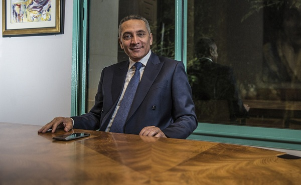 Moulay Hafid Elalamy a fondé le holding marocain en 1995.