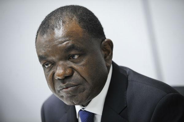 Freddy Matungulu Mbuyamu, ancien ministre des Finances de la RDC.