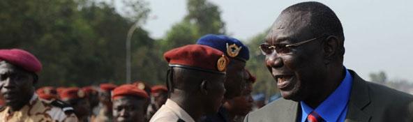 Michel Djotodia (AFP)