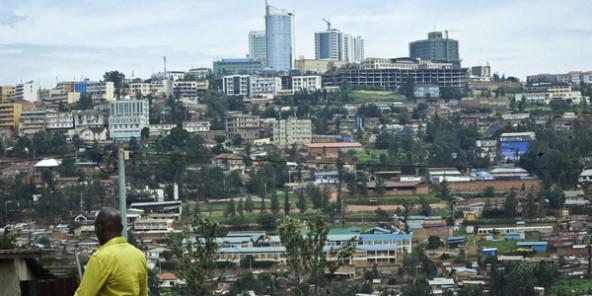 Centre Ville De Kigali