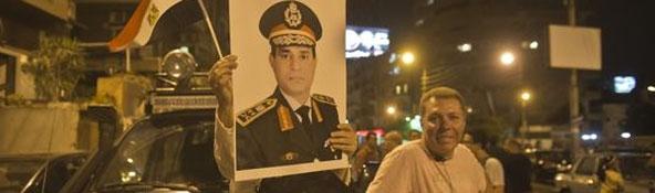 Abdel Fattah al-Sissi (AFP)