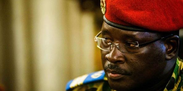 Yacouba Isaac Zida, ancien Premier ministre burkinabè.