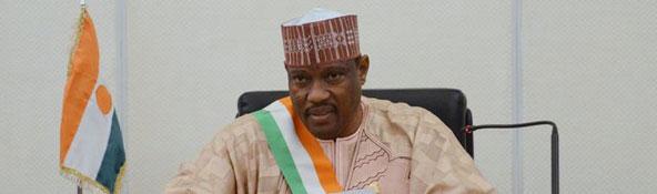Hama Amadou (AFP)