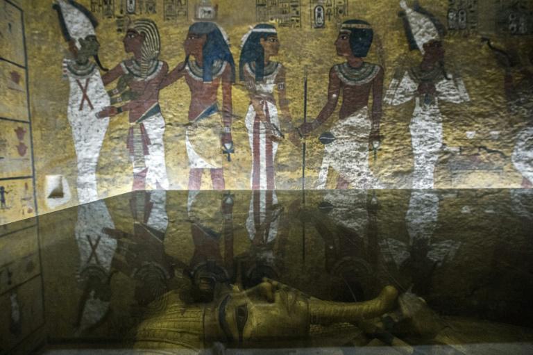 Égypte : et si la légendaire Néfertiti dormait aux côtés de Toutankhamon ?