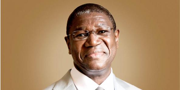 L'homme d'affaires camerounais Yves Michel Fotso.