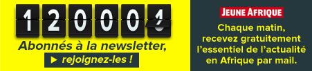 Inscription Newsletters