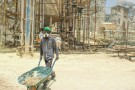 Le site de Taïba, plus gros site d'exploitation des phosphates, au Sénégal