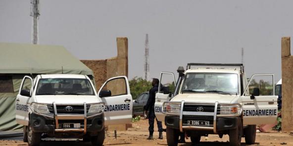 Burkina-Trois gendarmes tués près de la frontière malienne