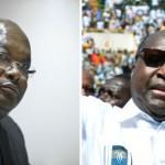 Roch Marc Christian Kaboré du MPP, vainqueur des législatives, et Zéphirin Diabré,  leader de l'UPC, deuxième force du Burkina Faso.