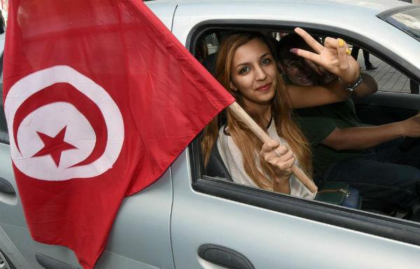 Fier d'être tunisien