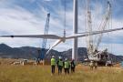 Le norvégien Vestas Wind fournit plus de 300 turbines éoliennes pour le site de Turkana au Kénya, l'un des actifs fusionnés par AFC et Harith.