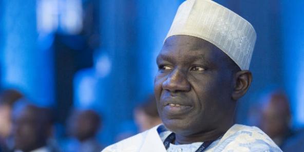 <b>Alamine Ousmane Mey</b>, le ministre camerounais des Finances. - Alamine-Ousmane-Mey-le-ministre-camerounais-des-Finances-592x296-1446223706