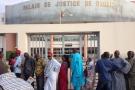 La cour de justice de Dakar au Sénégal.