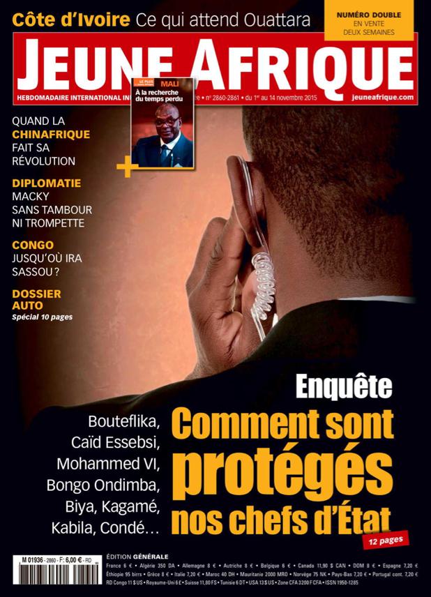 Jeune Afrique n° 2860