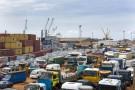 Au port de Lomé, la réforme de l'OTR suscite régulièrement la colère la colère des transitaires et des déclarants en douane