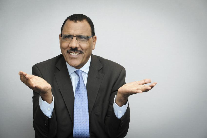 Mohamed Bazoum.