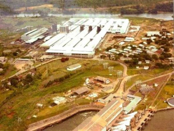 usine rio tinto alcan cameroun
