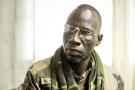 Noureddine Adam, ancien numéro deux de la Séléka, le 14 mars 2013 à Bangui.