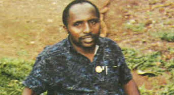Pascal Simbikangwa, condamné à 25 ans de prison pour génocide.
