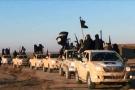 Un convoi de Daesh dans la province d'Anbar, en Irak. Photo diffusée sur un site jihadiste en janvier 2014 (image d'illustration).