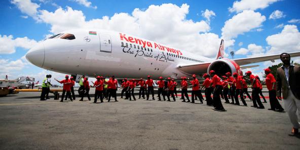 Dette : pourquoi Kenya Airways demande un sursis à ses prêteurs – Jeune Afrique